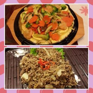 Singapore style Hotplate Tofu